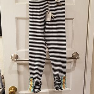 Brand new Matilda Jane striped leggings